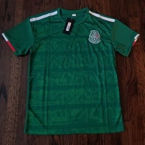 Mexico Soccer Jersey National Soccer Team